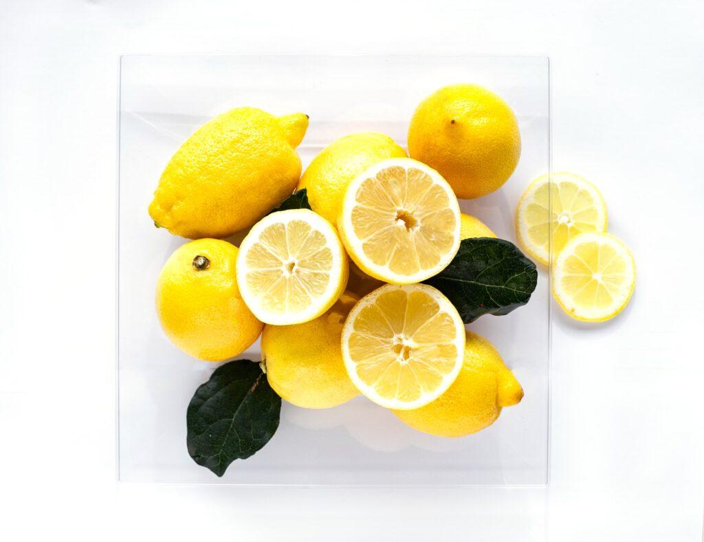 alimentos prohibidos para perros  limones